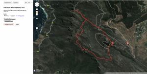Silvermine run route