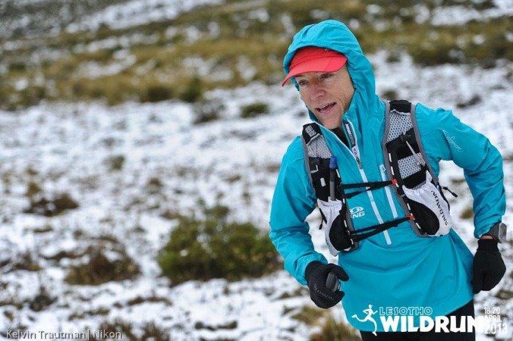 Lesotho Wildrun - snow