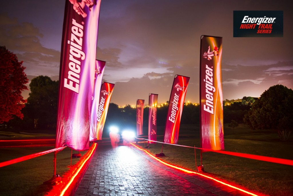 Energizer Night Trail run @ Randpark Golf Club | Randburg | Gauteng | South Africa